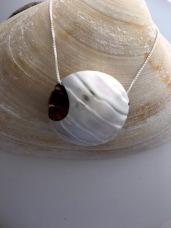 Bimetal Cape Cod Clam Shell $50.00